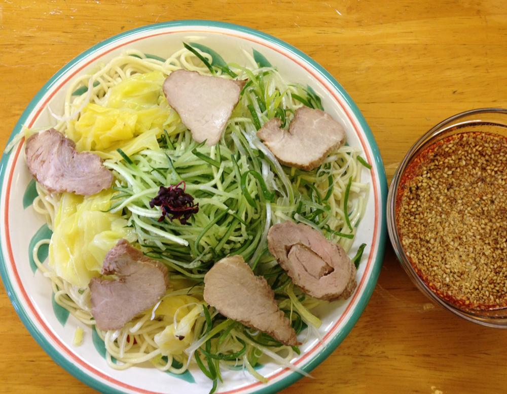 広島つけ麺 冷めん家