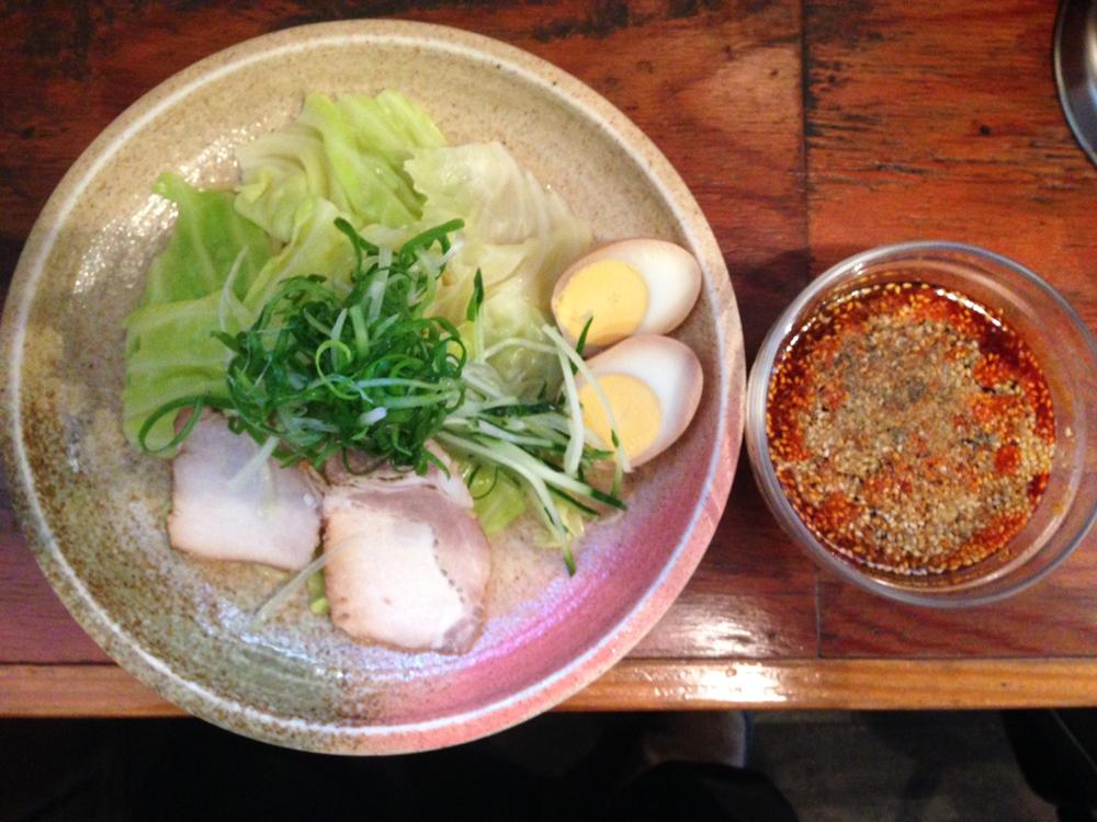 辛部 広島つけ麺