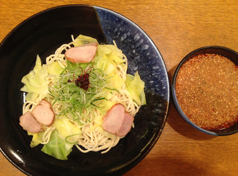 広島つけ麺 ゆうき亭