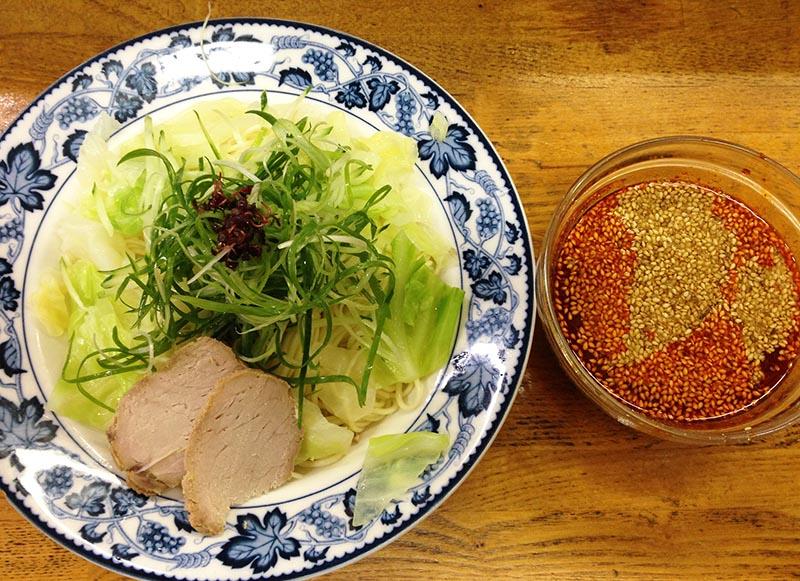 広島つけ麺 わかば亭