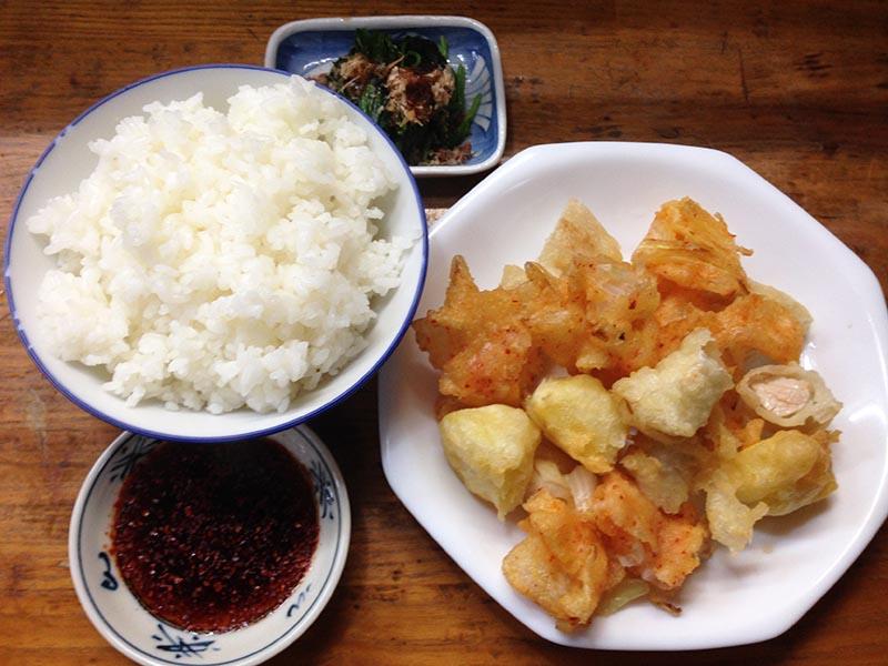 天ぷら たかま
