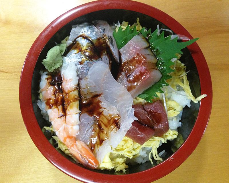 鮨よし 海鮮丼