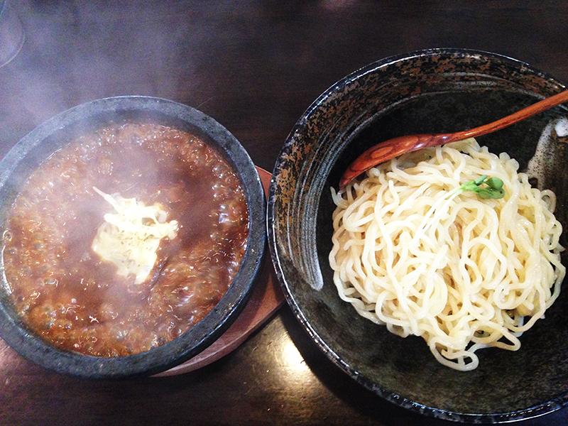 はせ川 総本店 カレーつけ麺