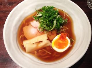 麺匠 SEN-NO-SEN 精醤油麺