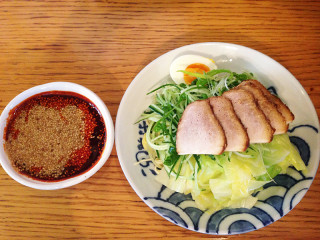 辛唐家 つけ麺(濃厚タレ)