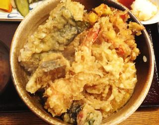 天ぷら食堂 田丸 上天丼