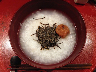粥膳 祇園 (梅・昆布)