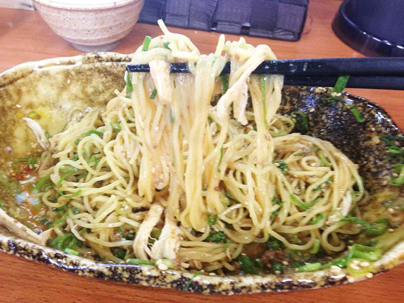 武蔵坊 上八丁堀店 夏麺