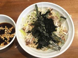 そば郎 クリスタルプラザ店 ラー油蕎麦