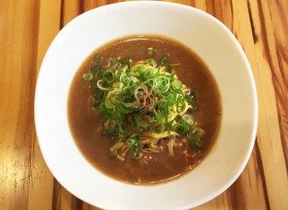 麻沙羅 あんかけ汁担々麺