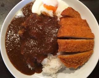 スズメバチカレー広島本店 スペシャルカレー