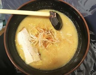 信玄 味噌ラーメン(三越 春の大北海道展)