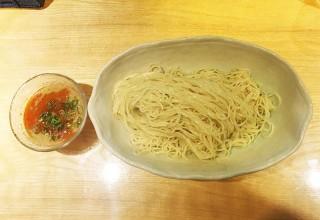 汁なし担々麺 國松 中電前店 つけ麺(こく味)