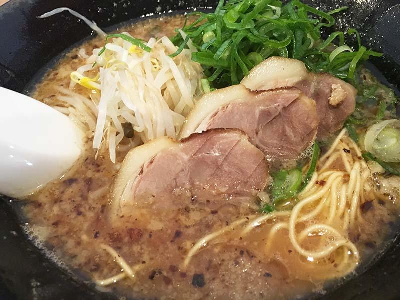 大嵐 元祖広島牛骨醤油ラーメン