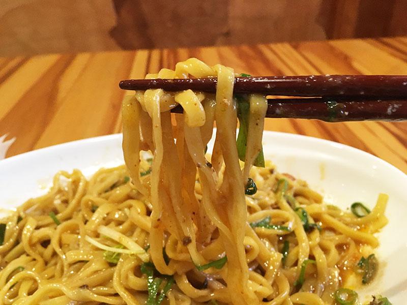麻沙羅 四川☆汁なし担々麺