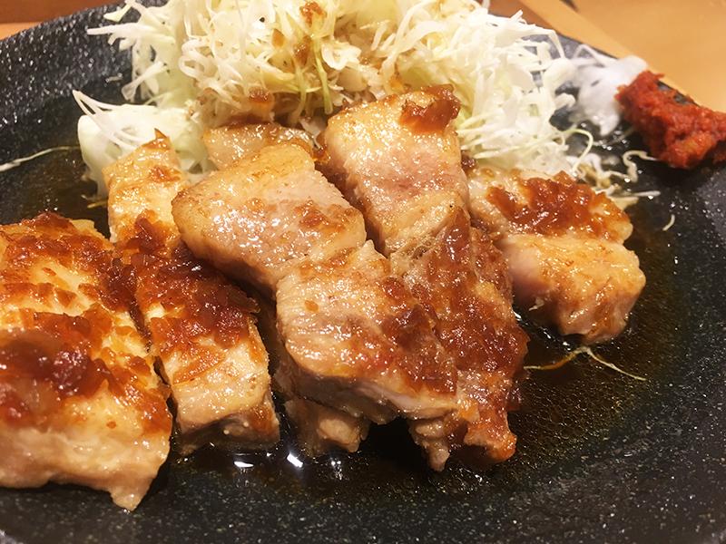 肉のやま金 やま金トンテキ